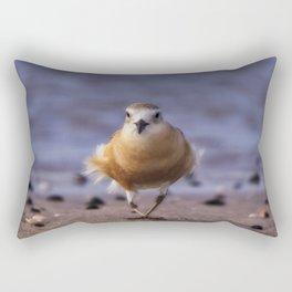 New Zealand Northern Dotterel Rectangular Pillow