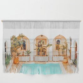 Turkish Holiday #painting #travel Wall Hanging