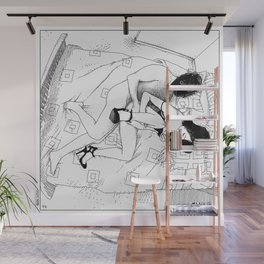 asc 547 - My New Year's resolutions - July Wall Mural