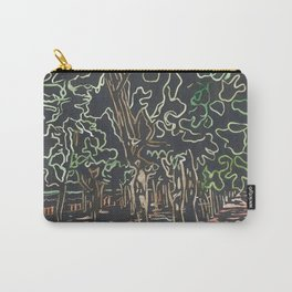 Vineyard Vibes Carry-All Pouch