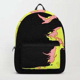 Emancipated woman power gift geschenk Backpack