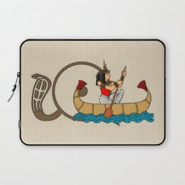 Journey To The Afterlife Laptop Sleeve