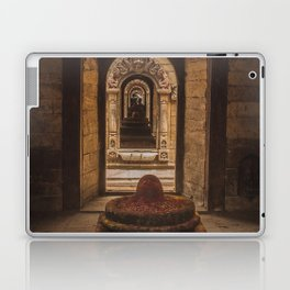 Exploring Pashupatinath Temple in Kathmandu City, Nepal Laptop & iPad Skin