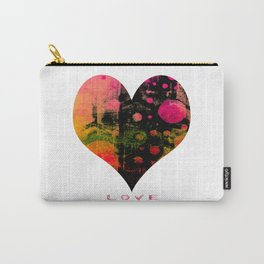 My Heart, My Love Carry-All Pouch