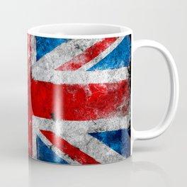 UK Grunge flag Coffee Mug