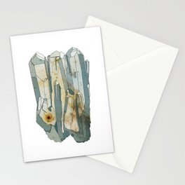 Tall Crystal Stationery Cards