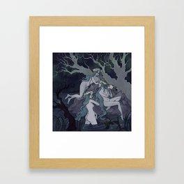 Rusalki Framed Art Print
