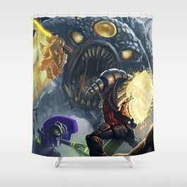 Roshan Shower Curtain