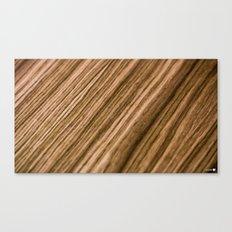 Wooden Skin Canvas Print