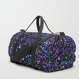 Mosaic Glitter Texture G45 Duffle Bag