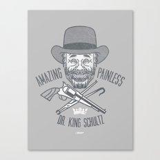 Amazing - Painless Canvas Print