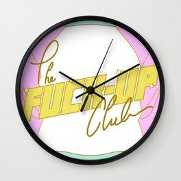 club jackets Wall Clock