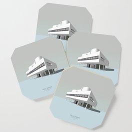 Villa Savoye - Le Corbusier Coaster