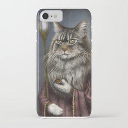 Wizard Cat iPhone Case