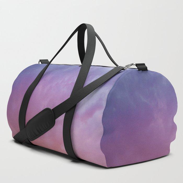 Colorful Sky Duffle Bag