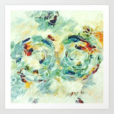 Jupiter Number Two Art Print
