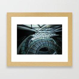 F O S T E R   architect   London City Hall III Framed Art Print