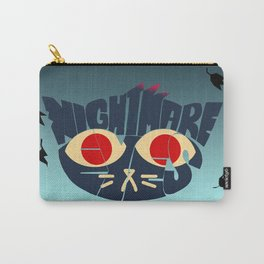 Mae - Nightmare eyes Carry-All Pouch