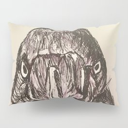 Here's Looking at You Pillow Sham