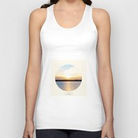 not all who wander are lost Tank Tops featuring Not all those who wander are lost by lori