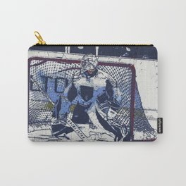 The Goal Keeper - Ice Hockey Carry-All Pouch