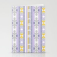 southwest Stationery Cards featuring Southwest by Kara Peters