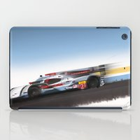 audi iPad Cases featuring Vorsprung by Propellorhead