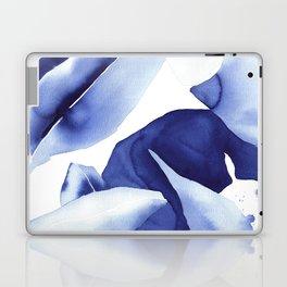 Royal Blue Palms no.1 Laptop & iPad Skin