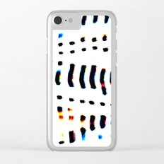 Digital Jacques Clear iPhone Case