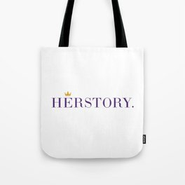 HERstory - Six the Musical Tote Bag