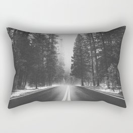 ON THE ROAD XIX / Yosemite Rectangular Pillow