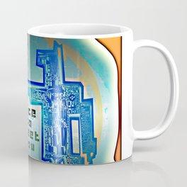 Nice to meet You / Robotic Lab Coffee Mug
