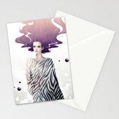 La Robe Zèbre Stationery Cards