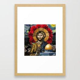Forbidden Pilgrimage Framed Art Print