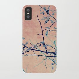winter whispers iPhone Case