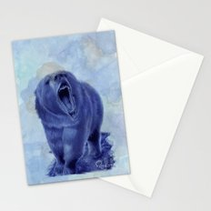 So bear your teeth Stationery Cards