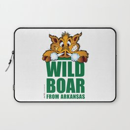 Wild Boar from Arkansas! Laptop Sleeve