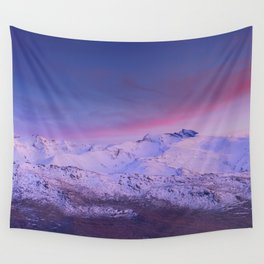 Sierra Nevada mountains. More than 3000 meters hight Wall Tapestry