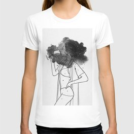Breathing your soul. T-shirt
