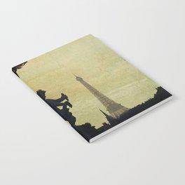 Paris (France) Notebook