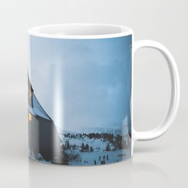 Timberline Lodge Glow Coffee Mug