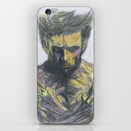 Xwolverine iPhone Skin