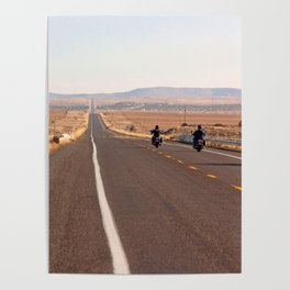 Route 66 in Arizona Poster