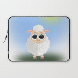 White Sheep Laptop Sleeve