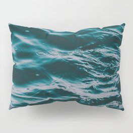 water waves Pillow Sham
