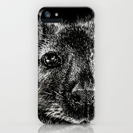 The Wallaby iPhone Case