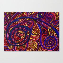 33 Canvas Print
