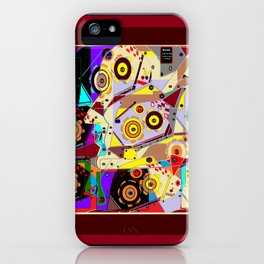 A Steampunk Automaton Gears and Cogs iPhone Case