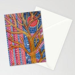 Geometree Stationery Cards