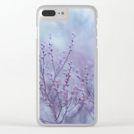 Pale Spring Clear iPhone Case